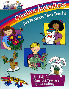 Creative Adventures  book